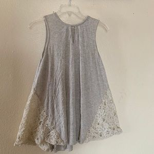Tops - Baby doll lace tee
